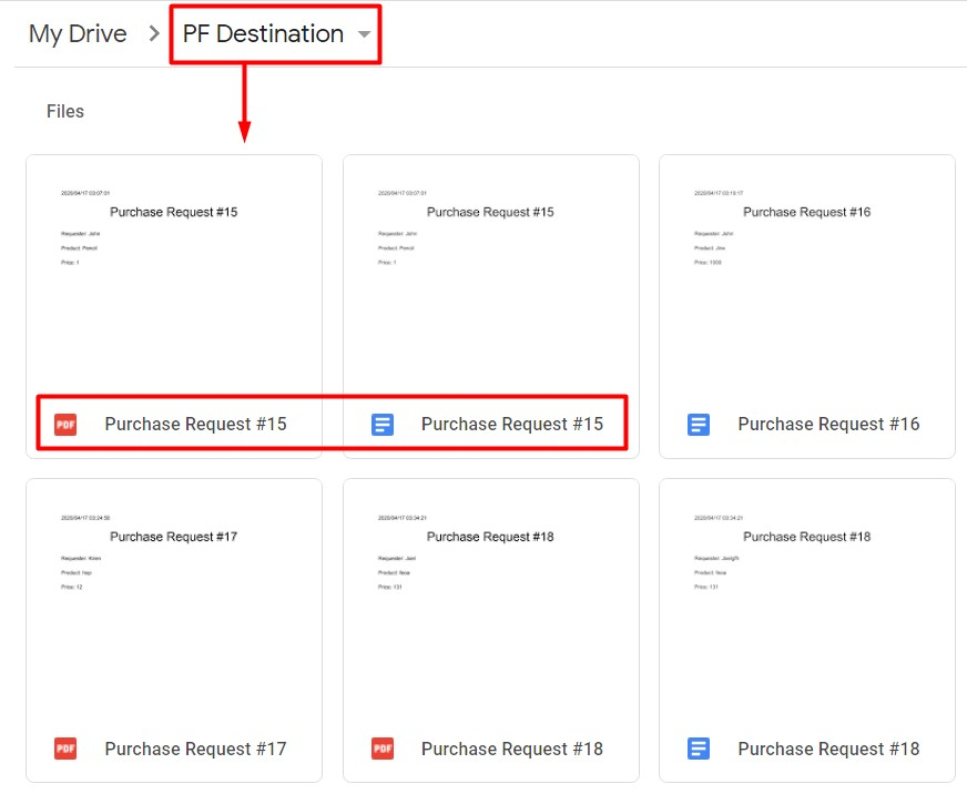 export responses from google form to pdf 10