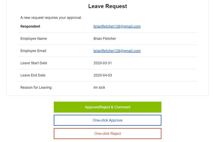 reason use google forms approval workflow 2